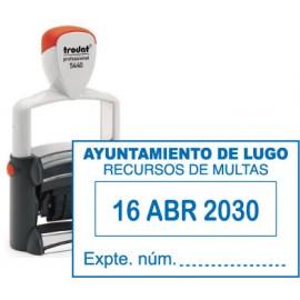 Fechador Automático Placa 5440