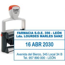 Fechador Automático Placa 5460