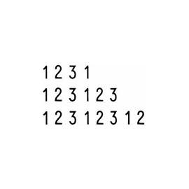 Numerador Manual 7