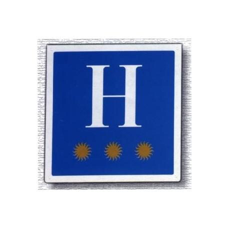 Placa Establecimientos Hoteleros