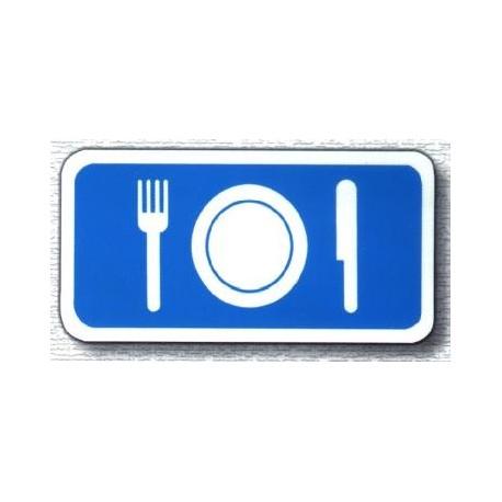 Placa Restaurantes/Cafeterías
