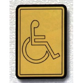Placas para Servicios (Latón)